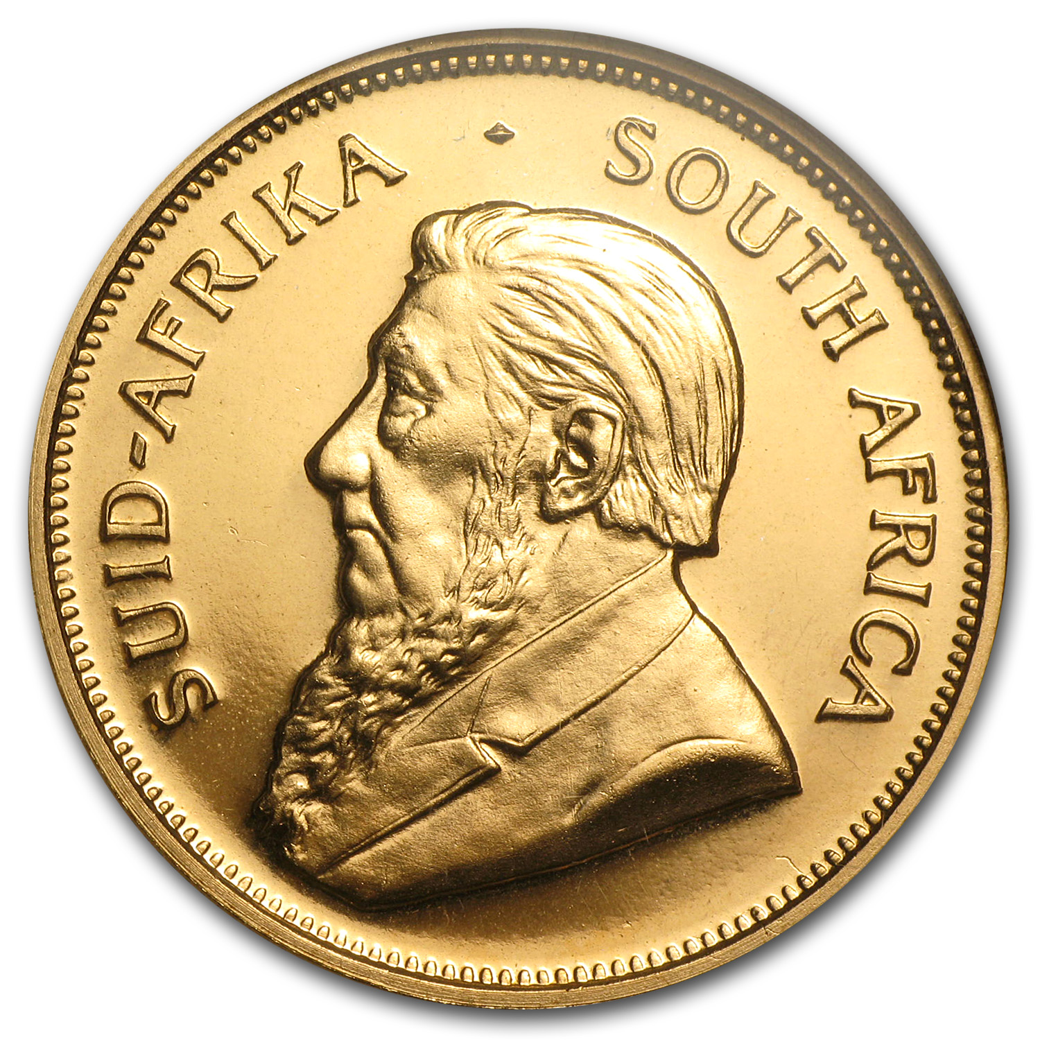 1973 1 oz Gold South African Krugerrand PF-67 NGC